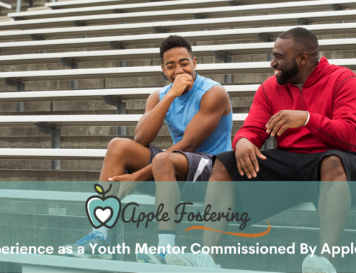 My Experience as a Youth Mentor Commissioned By Apple Fostering