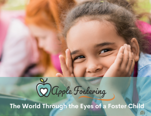 The World Through the Eyes of a Foster Child