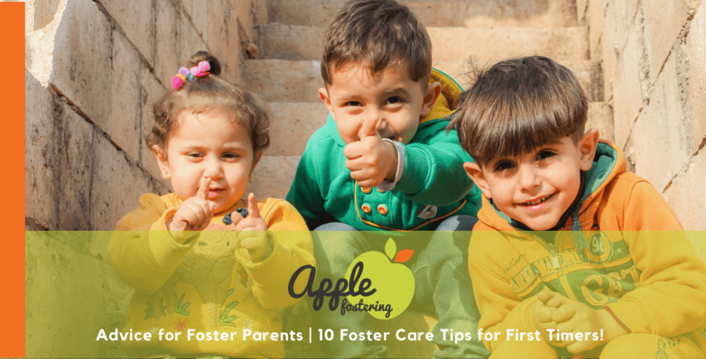Advice for Foster Parents