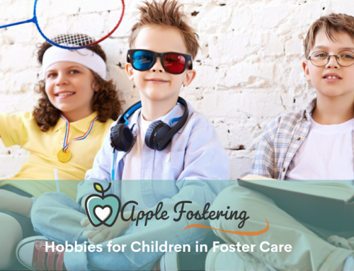 Hobbies for Children in Foster Care