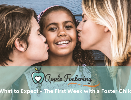 What to Expect – The First Week with a Foster Child