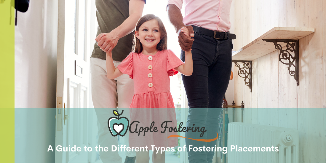 type of foster placements - male couple