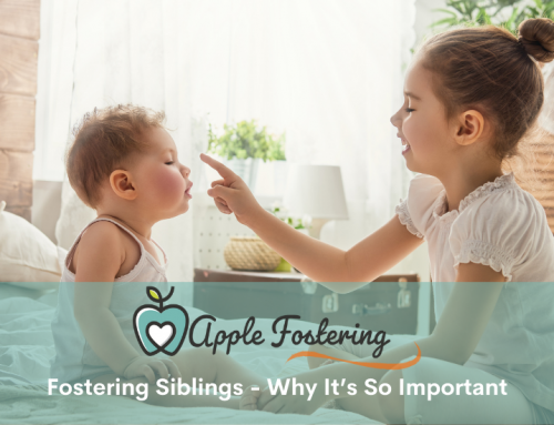 Fostering Siblings – Why It's So Important