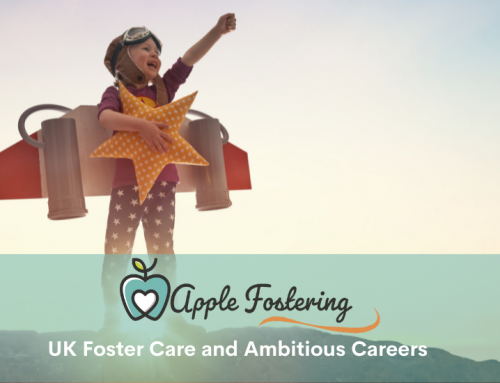 UK Foster Care and Ambitious Careers