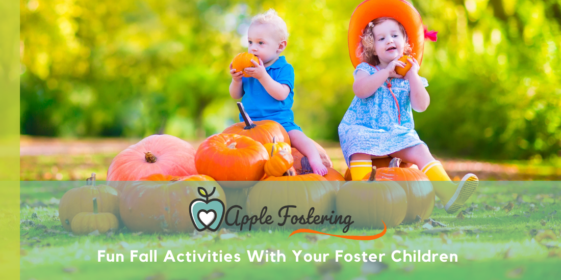Fun Fall Activities With Your Foster Children