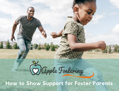How to Show Support for Foster Parents