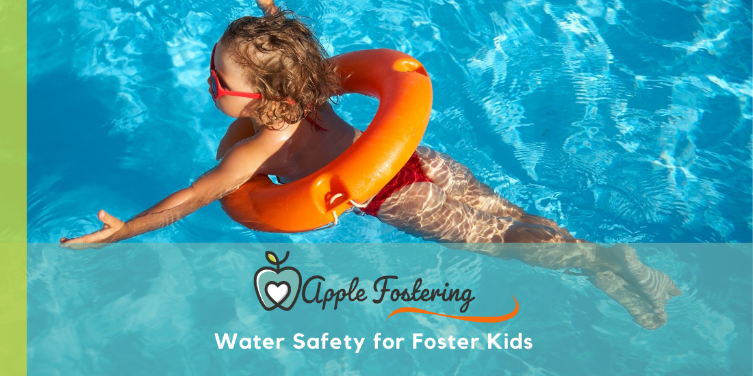 Water Safety for Foster Kids