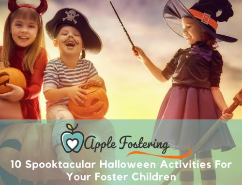 10 Spooktacular Activities For Your Foster Children
